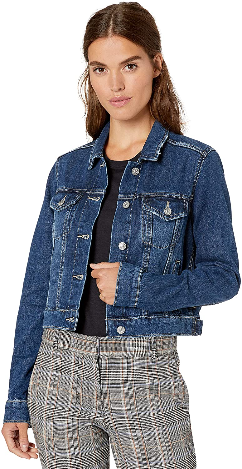 PAIGE Women's Relaxed Vivienne Jacket