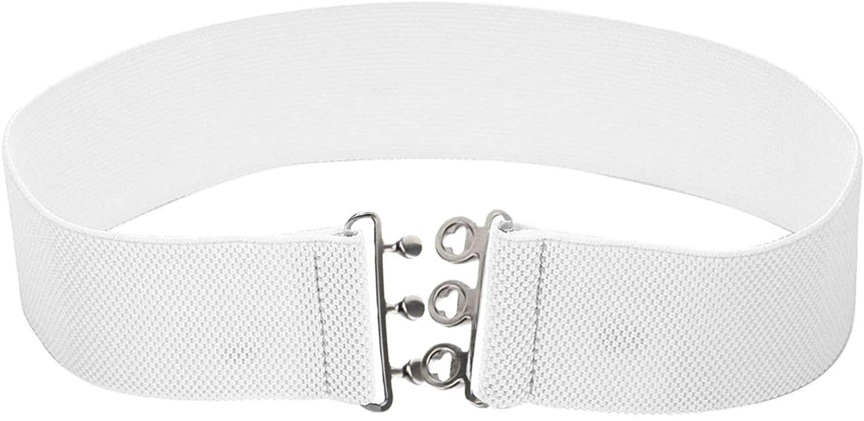 Women's Elasticated Corset Type Belt