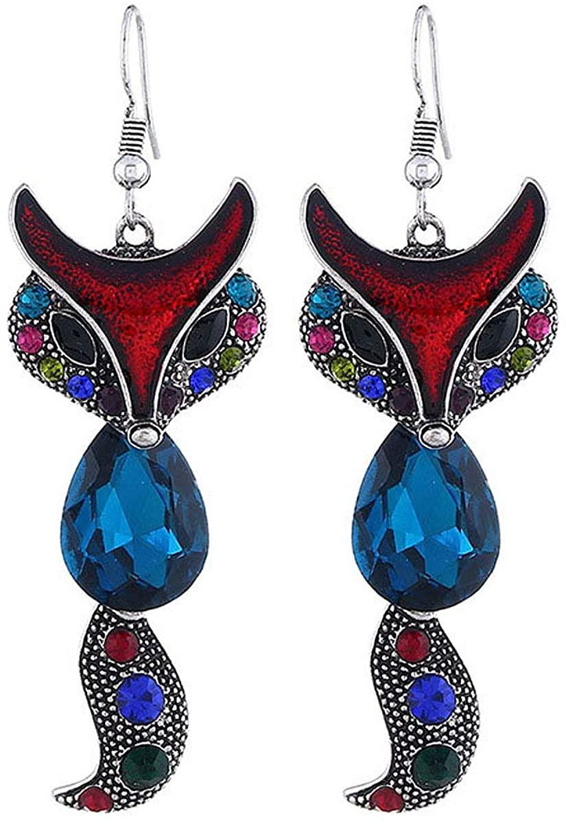 Jellyuu Beetle Drop Dangle Alloy Earrings Bracelet Necklace Ring Womens Jewelry