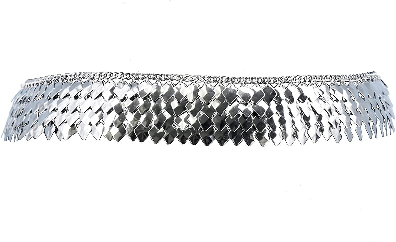 Diamond Shape Drops Belt