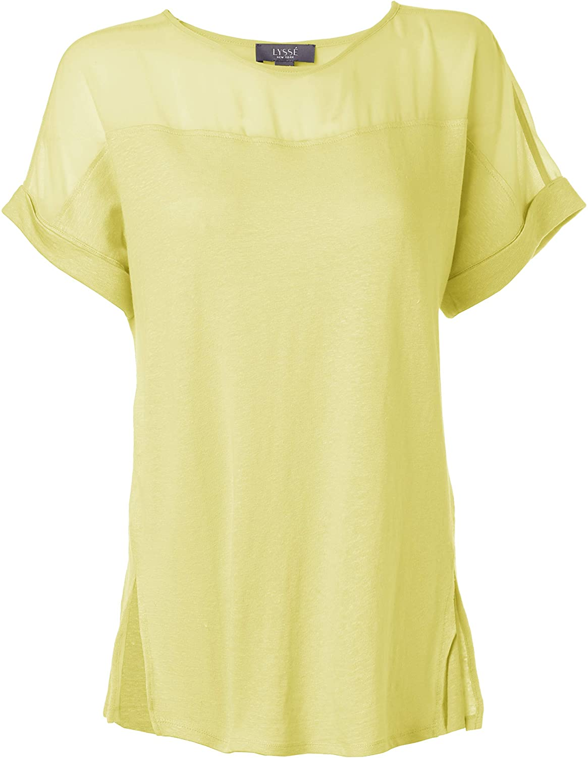 Lyssé Women's Short Sleeved Top