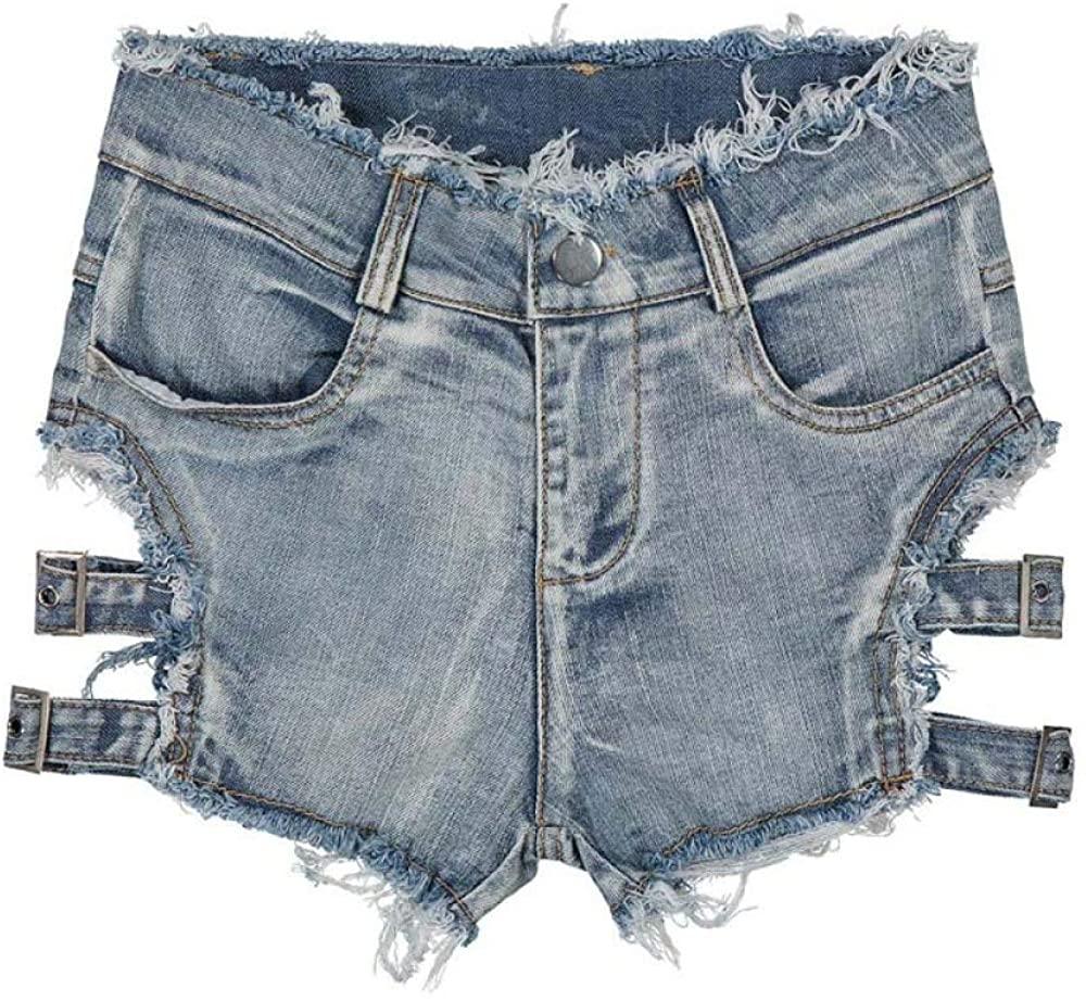 2019 New Harajuku Women's Jeans Summer High Waist Denim Shorts Casual Women Jeans Shorts Burr Shorts Hot Plus Size