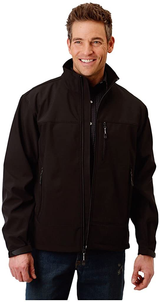 Roper Apparel Mens Bonded Jacket XXXL Black