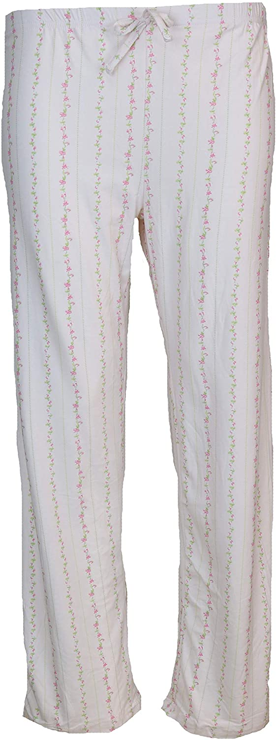 Roll Outta Bed Junior's Floral Lounge Pajama Pants