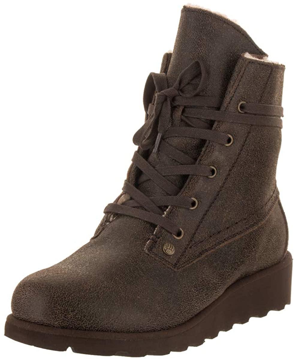 BEARPAW Women's Ankle Boots