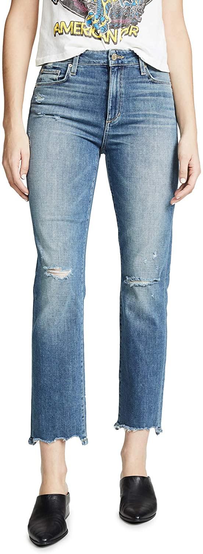 Joe's Jeans Women's The Milla Chew Hem Jeans