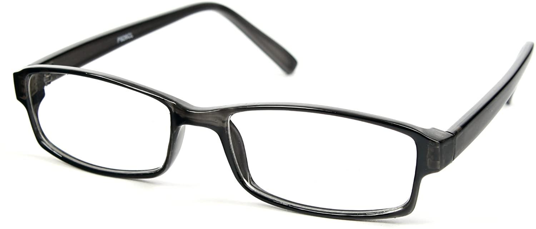 Fashion Clear Slim Lens Thin Rim Eye Glasses P926CL