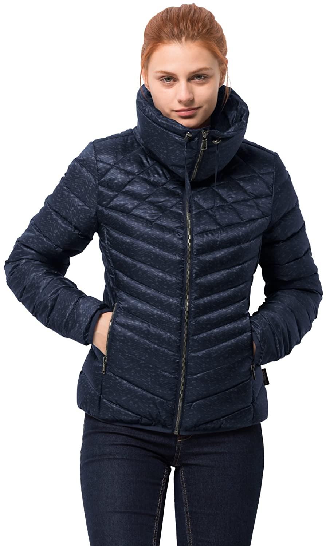 Jack Wolfskin Women's Richmond Hill Jacket, Midnight Blue, Medium