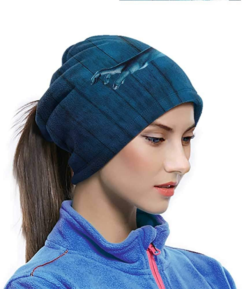Head Wrap Horror House, Zombie Hand Television Elastic Seamless Sunscreen Neck Gaiter Protect Face Doesnt Get Burnt From The Sun 10 x 11.6 Inch