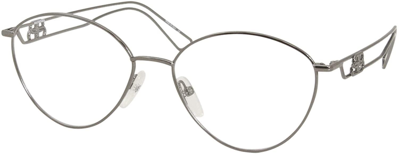 Eyeglasses Balenciaga BB 0066 O- 003 / Ruthenium