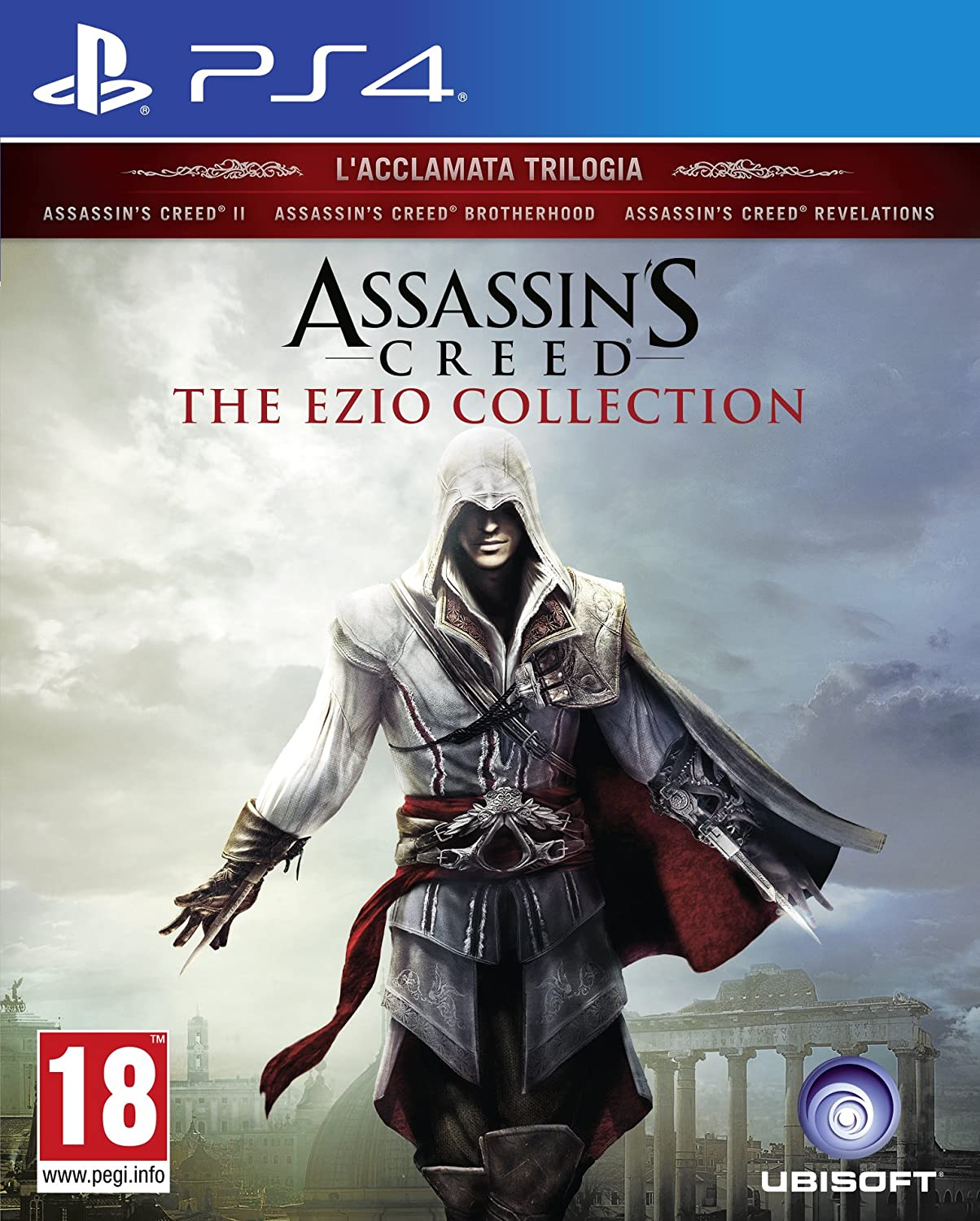 PS4 - Assassin's Creed - The Ezio Collection [PAL ITA]