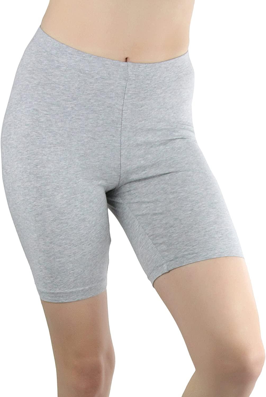 ToBeInStyle Women's Cotton-Spandex Blend 15