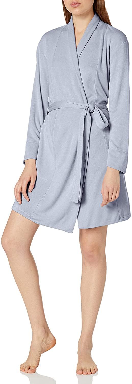Natori Women's Brushed French Terry Robe