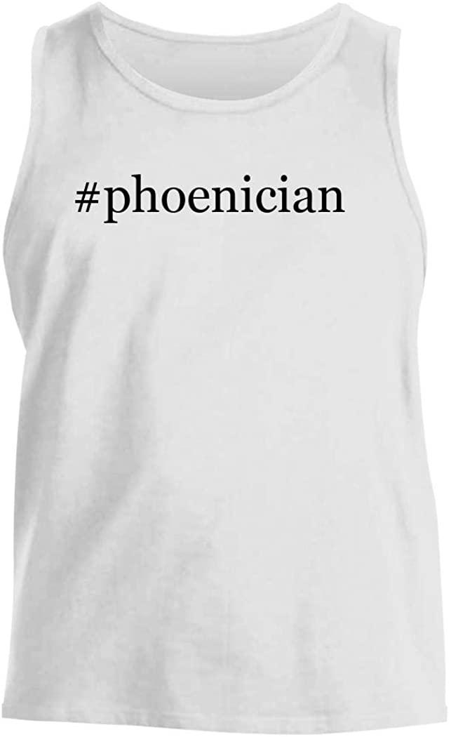 Harding Industries #Phoenician - Men's Hashtag Comfortable Tank Top
