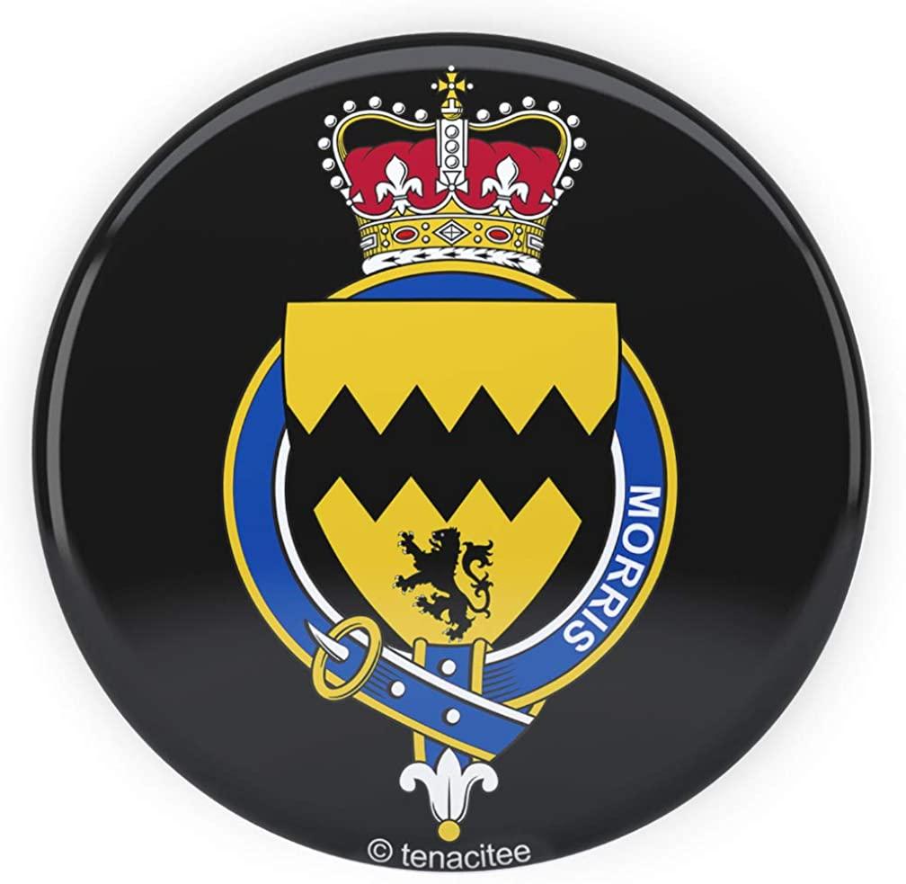 Tenacitee Irish Garter Family Morris Pinback Button