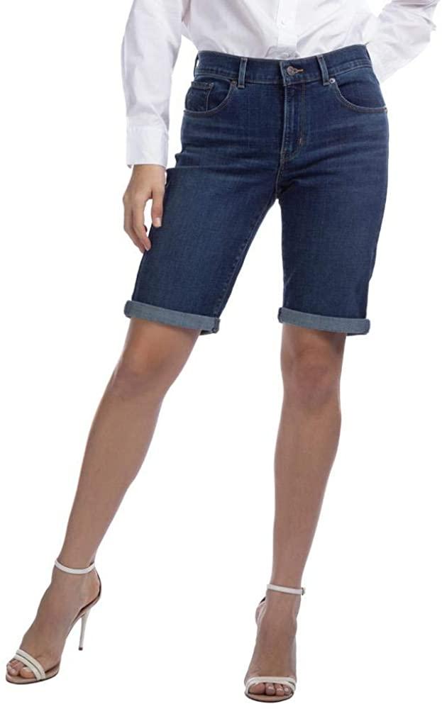 Levis Womens Bermuda Shorts