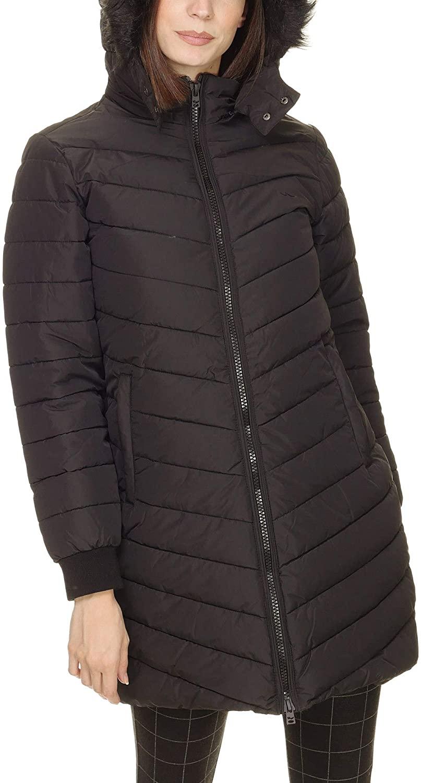 LTB Jeans Women's Denim Hisaba Puffer Jacket