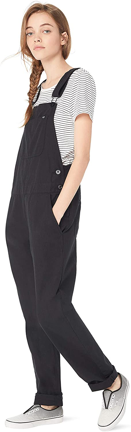 Fox womens Relaxed Fit Flat Track Overalls
