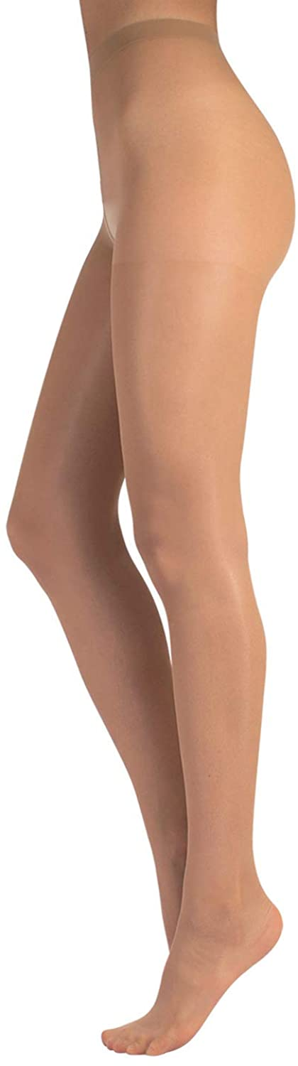 7 Den Sheer Summer Tights | Invisible Tights | Pantyhose with Cooling Effect | Skin | S, M, L, XL| Italian Hosiery |
