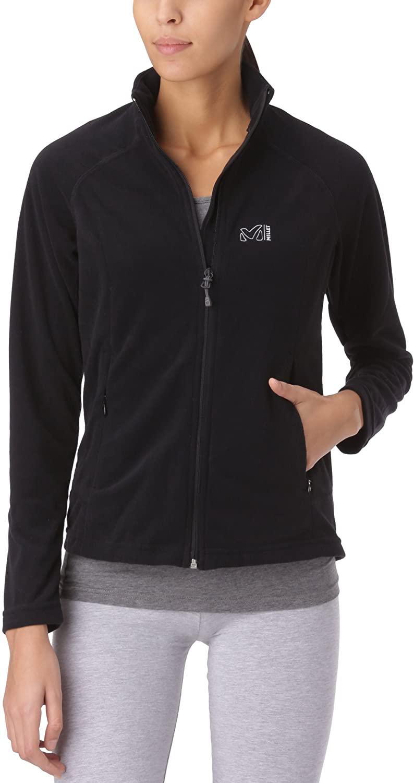 Millet Women's LD Grip Track Jacket X-Small Black/Noir