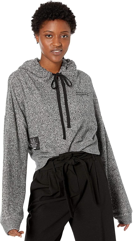 The Kooples Women's Women's Sweet Fleece Sweatshirt