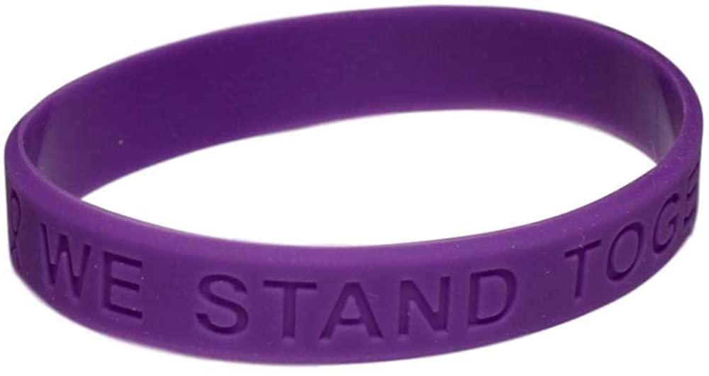 ADD/ADHD Awareness Silicone Bracelet