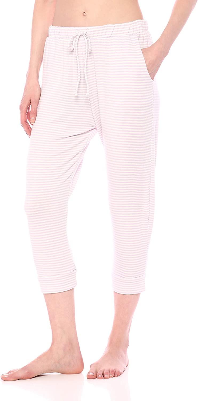 Eberjey Womens Sadie Stripes Marrakesh Pant