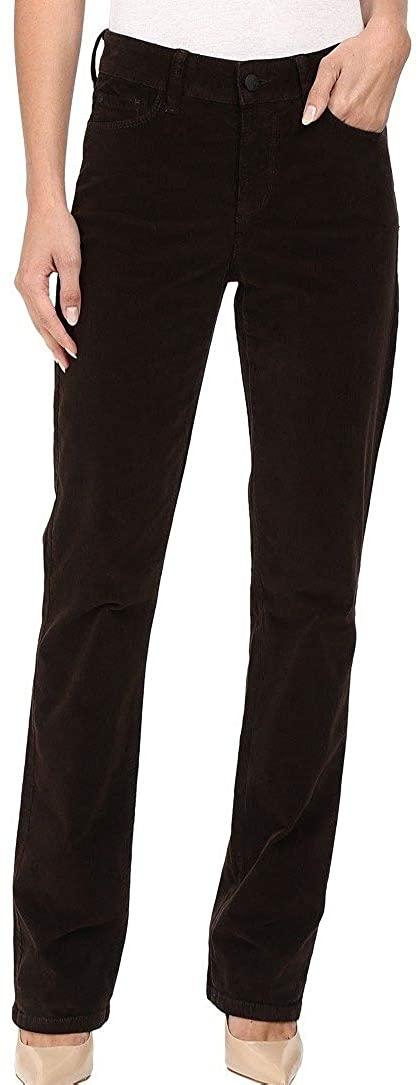 NYDJ Marilyn Molasses Straight Leg Women's Pants