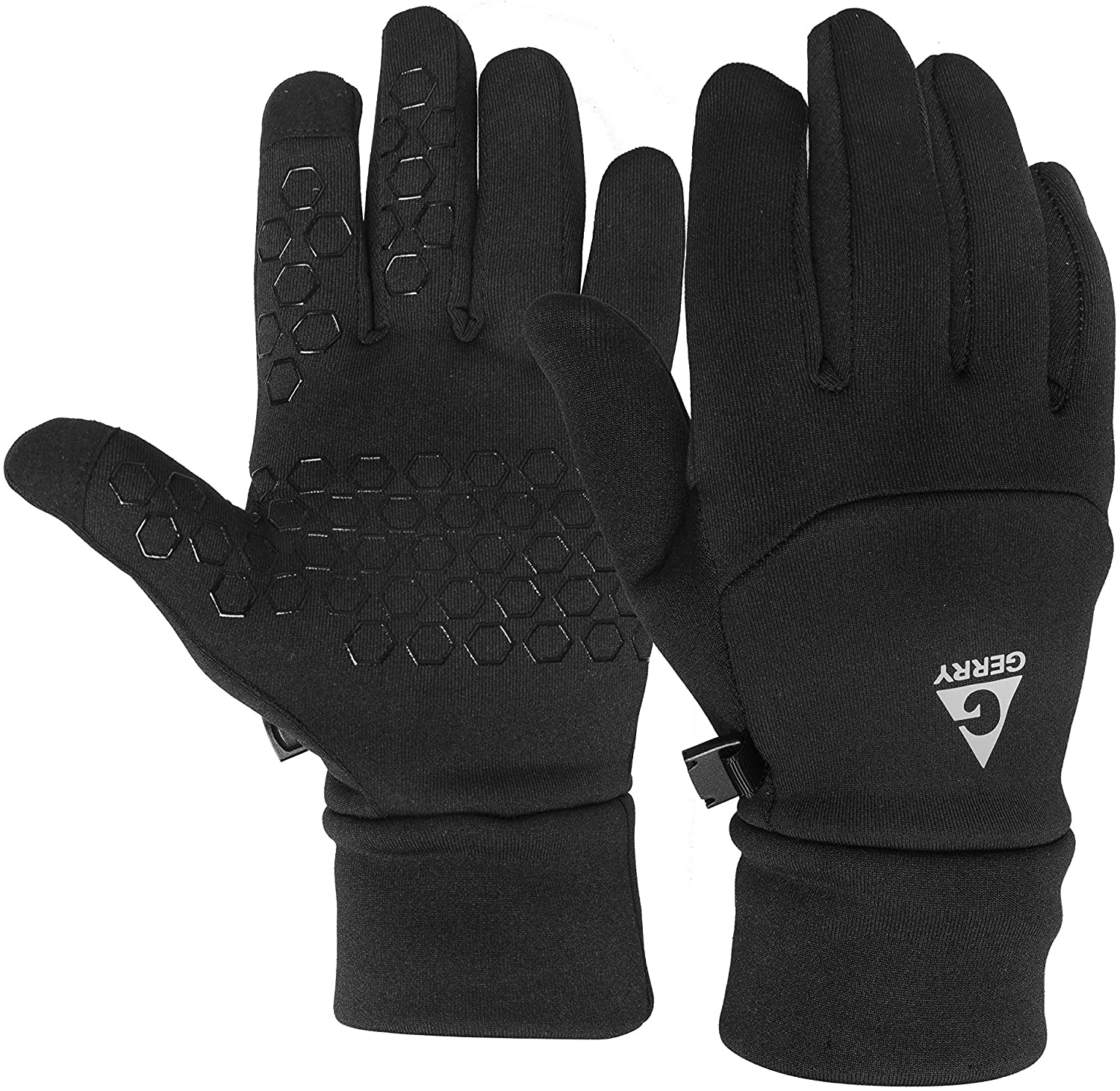 Gerry Women Winter Gloves Touch Screen Anti-Slip Thermal Cold Weather Gloves