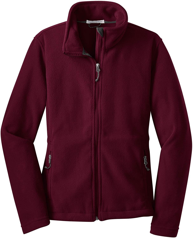 INK STITCH Ladies Soft Value Fleece Jackets - 12 Colors