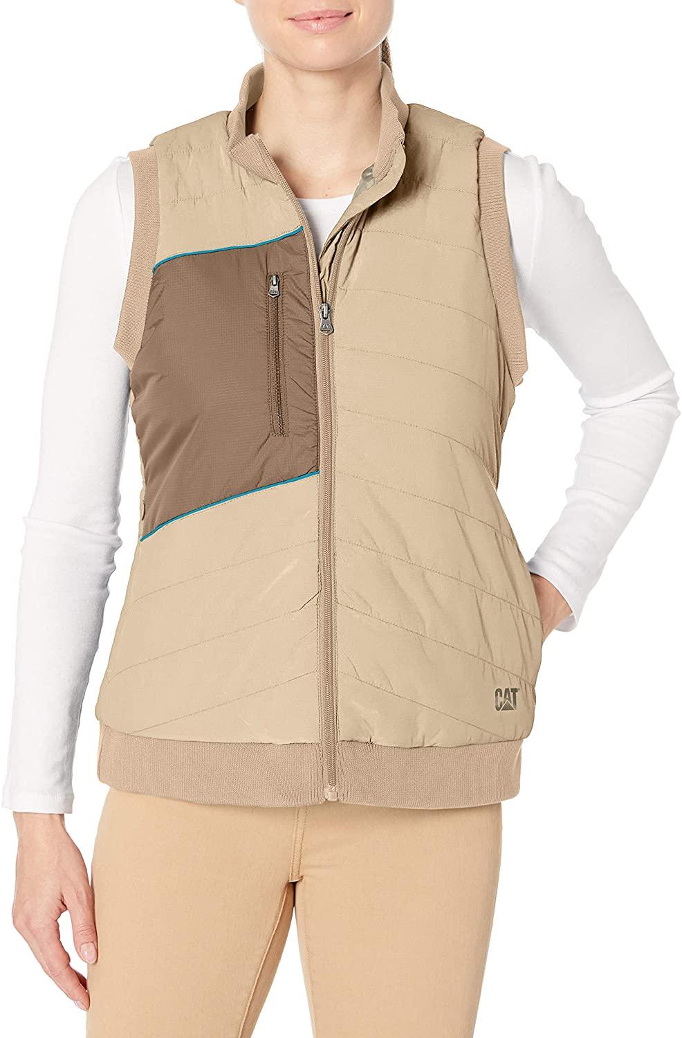 CAT Women's Workwear Women's Michelle Vest