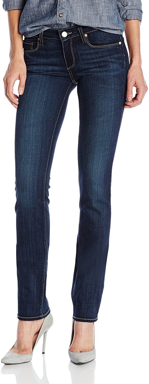PAIGE Women's Skyline Straight Leg Jean