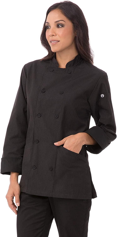 Chef Works Women's Carlisle Executive Chef Coat