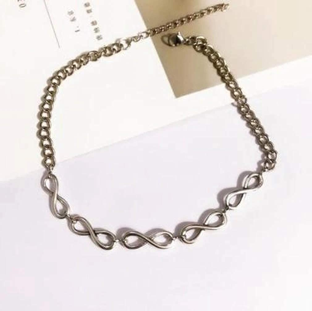 CosMos777 Charming Gifts for Best Friends Treny Statement Choker Necklace Fashion Jewelry for