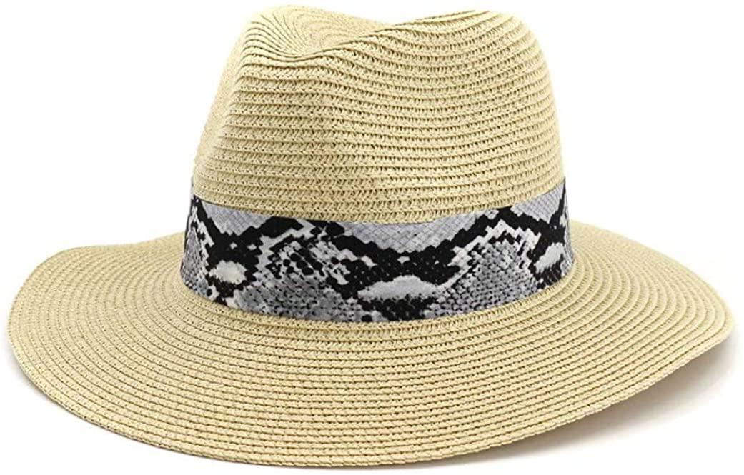 Hat Female Jazz hat Beach Sand hat Sunscreen Sun hat