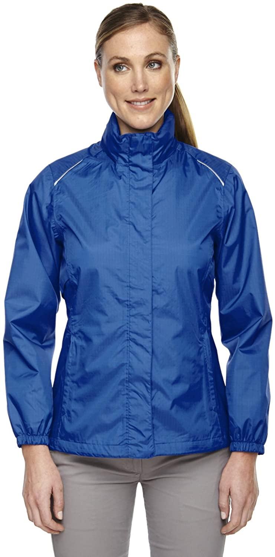 Ash City_Core 365 78185 Ladies Lightweight Ripstop Jacket_TRUE ROYAL 438_X-Large