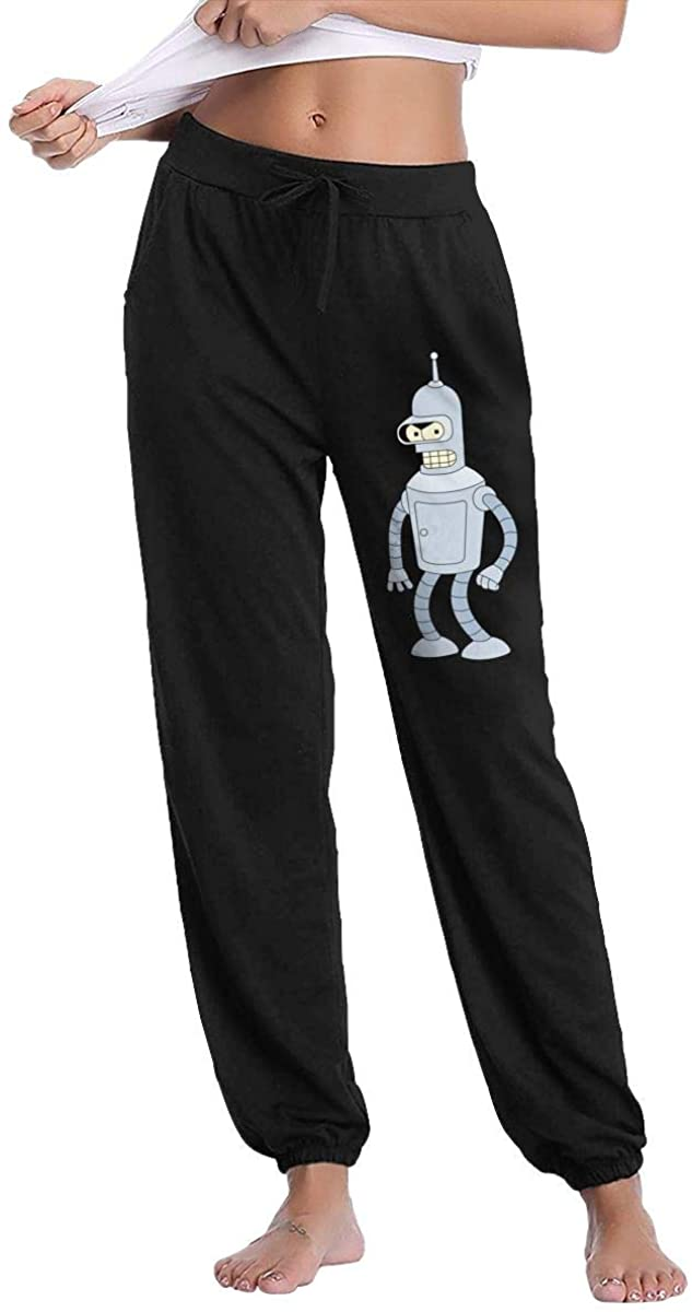 NOT Futurama Bender Women's Long Pants
