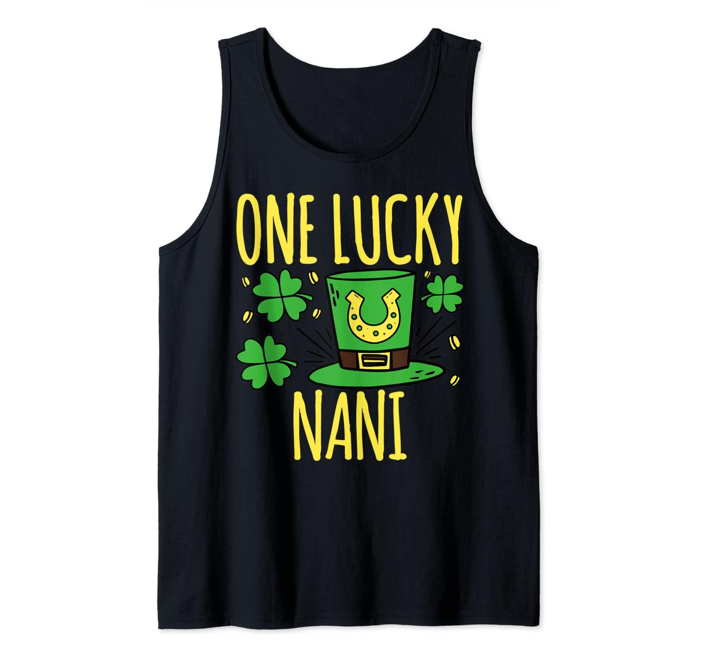 One Lucky Nani St. Patrick's Day Lucky Nani Tank Top