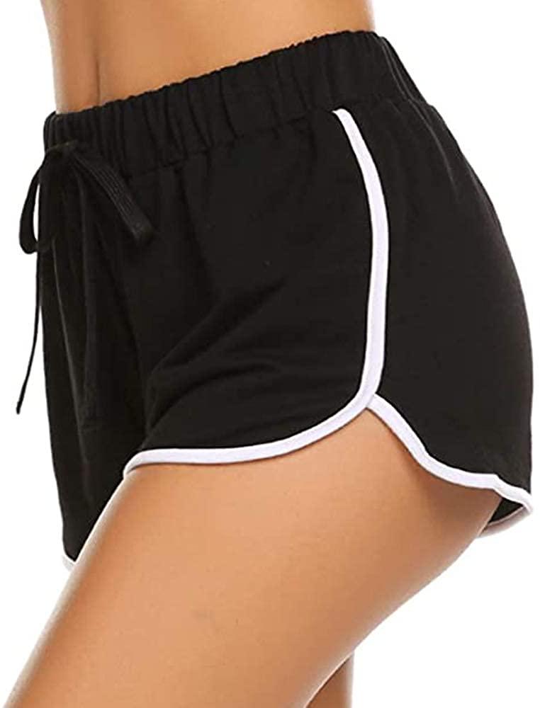 Nanxson Women's Retro Shorts Running Workout Dolphin Shorts DKW0001