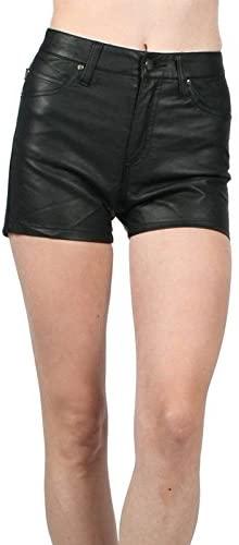 Tripp Pleather Ladies Shorts