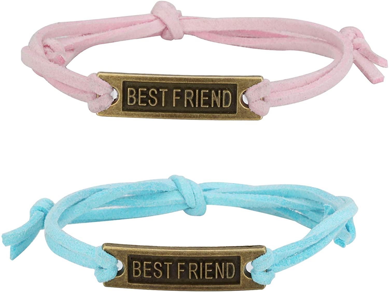 MILAKOO Friendship Best Friend Bracelet, BFF Bracelet, Best Friend Forever