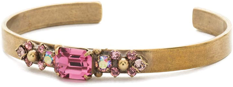 Sorrelli Constellation Bracelet, Pink, 2.5
