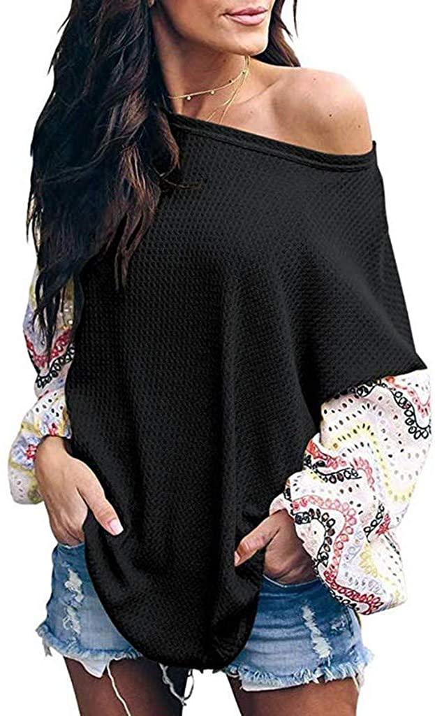 VEFSU Women's Color Block Leopard Print Spliced V-Neck Button Blouse Jacket (S-2XL)