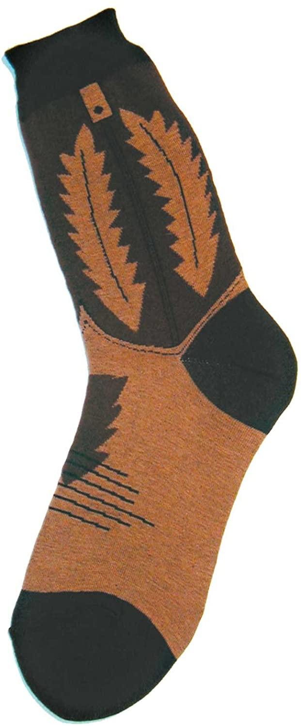 Foot Traffic Ladies' Cowboy Boot Socks