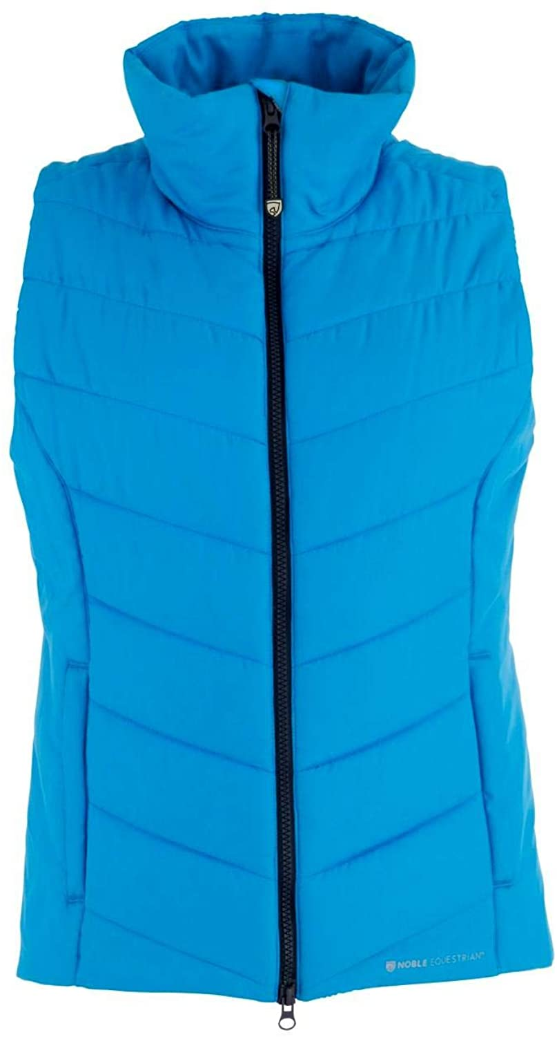 Noble Equestrian Aspire Vest (Brilliant Blue, X-Large)