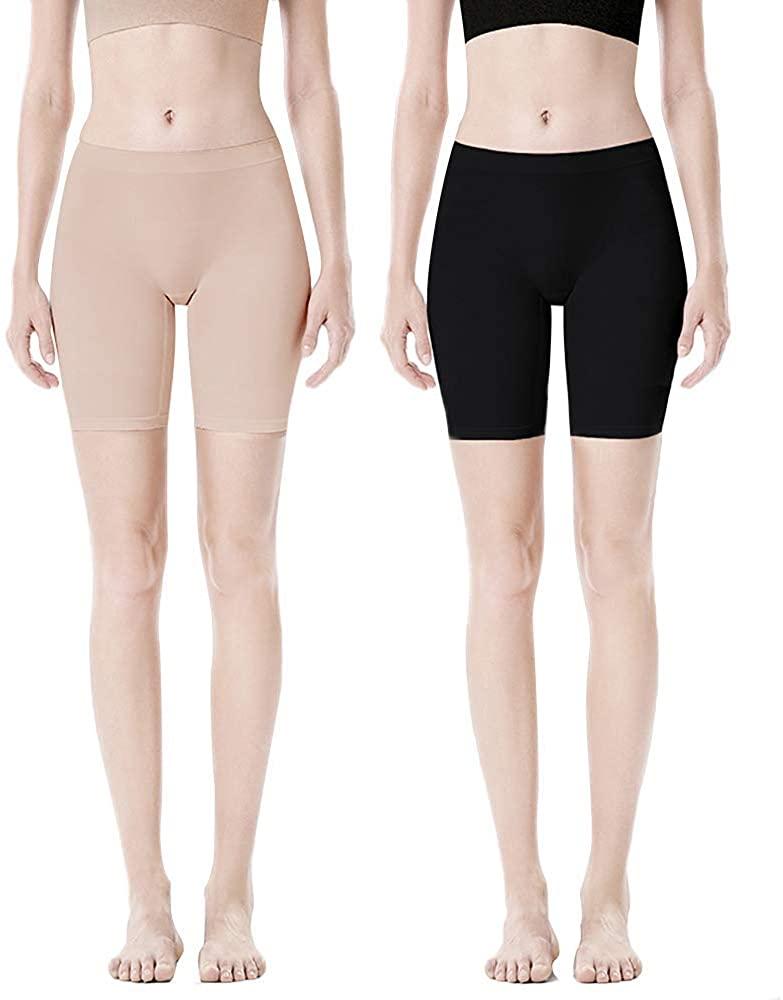 Fispo Women's Underwear Skimmies Slipshort
