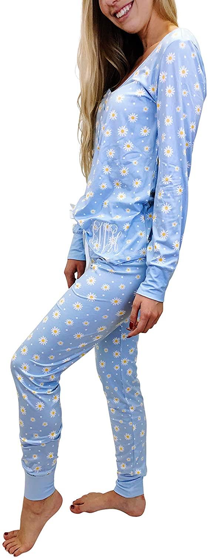 Jordann Jammies Daisy Pajama Women's Set | Super Soft and Slimming