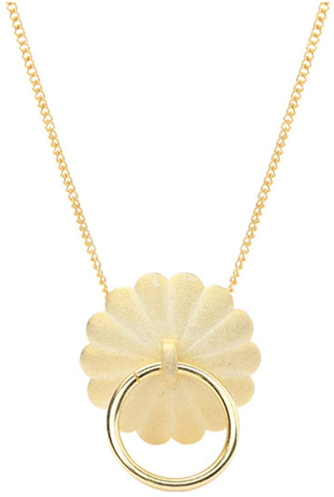 Helen de Lete Bowl Cover S925 Sterling Silver Pendant Necklace