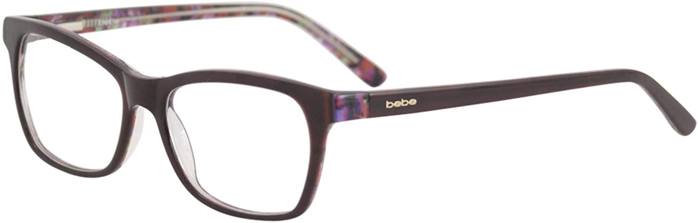 Eyeglasses bebe BB5118 BB 5118 Topaz