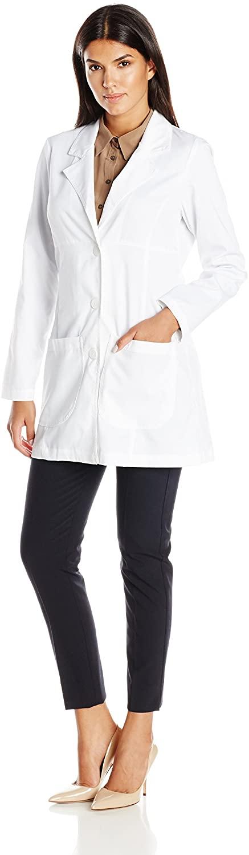 Med Couture Women's Vivi Chic Lab Coat